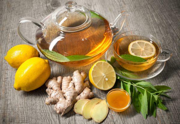 imbir limon