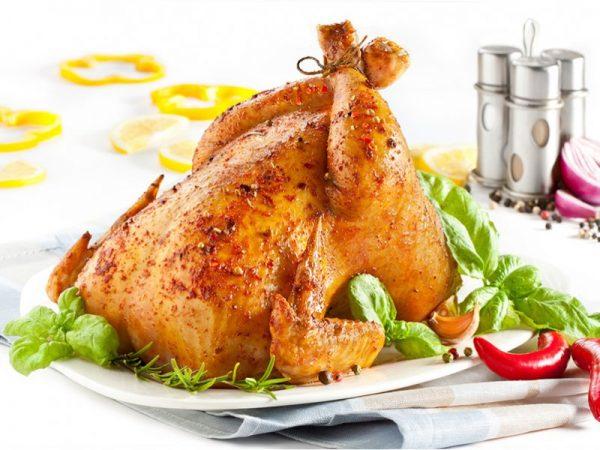 Куриное мясо оказывает влияние на образование злокачественных опухолей