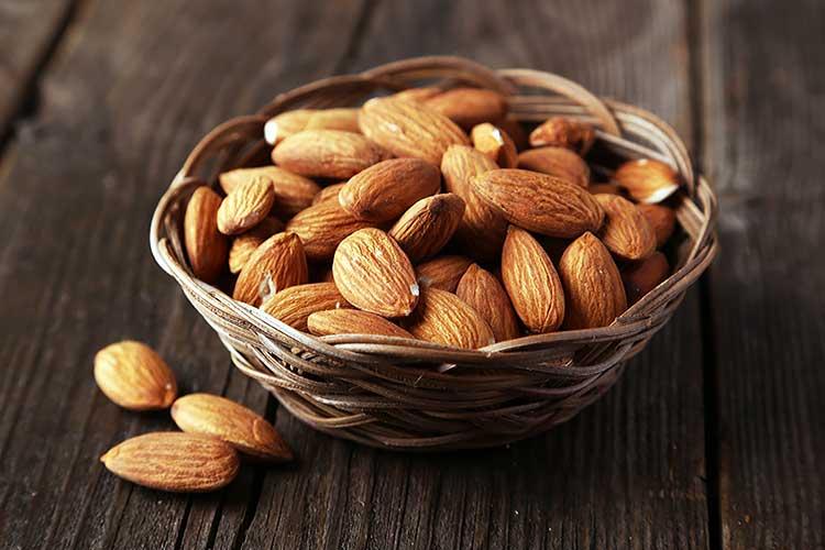 almonds big