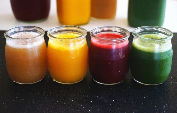 fruit juices recipe min