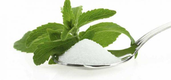 steviya i lozhka sahara