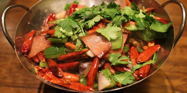 Spicy food 1