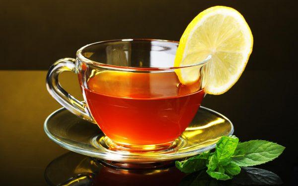 tea cup lemon mint zpy
