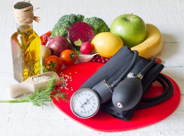 Rekomendatsii po pitaniyu pri povyshennom urovne arterialnogo davleniya