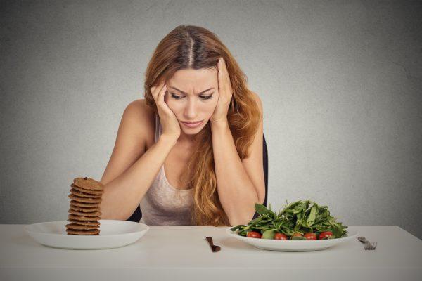 Какие продукты могут помочь человеку при стрессе?