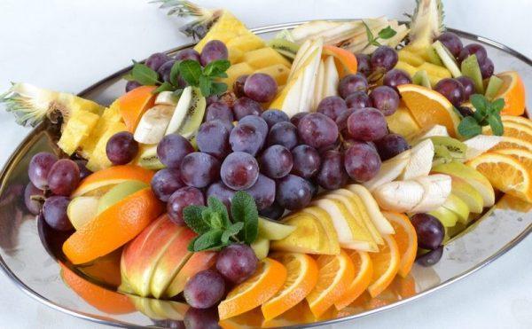 Почему овощи и фрукты на столе должны быть разного цвета?